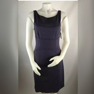 NEW Marc New York Zip Hem Sheath Dress